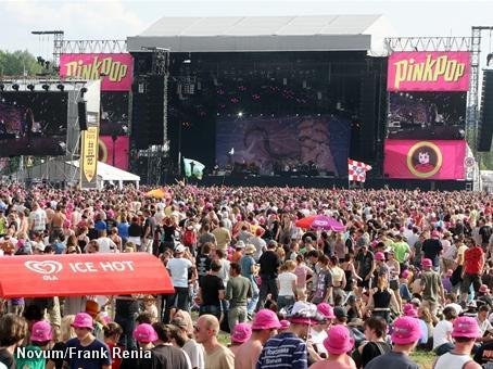 Pinkpop Festival May 2012