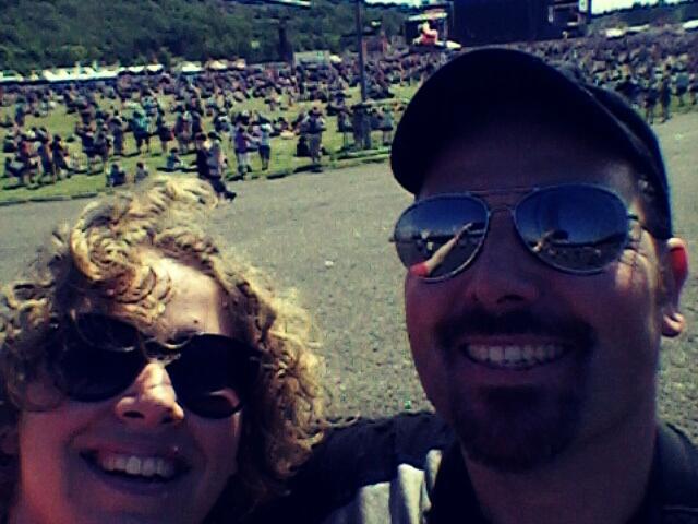 Me & Marco @ Pinkpop 2012