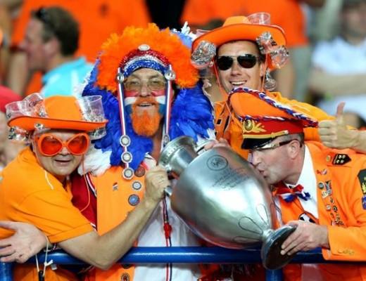 Netherlands+v+Germany+-+Group+B +UEFA+EURO+2012