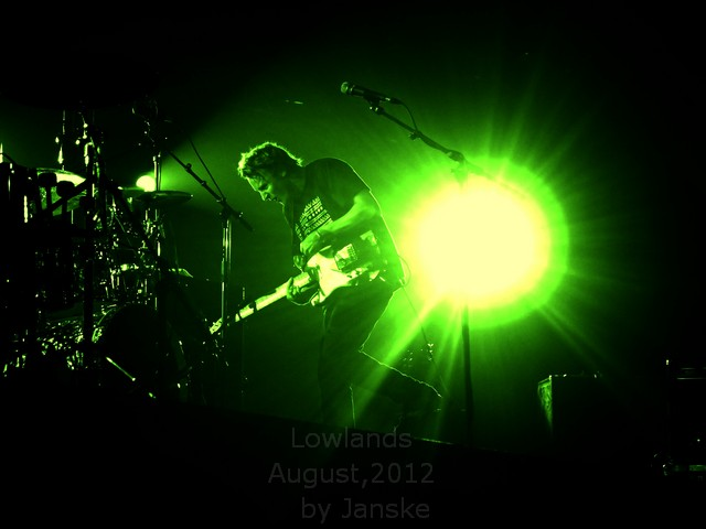Ben Howard @ Lowlands Festival august 2012
