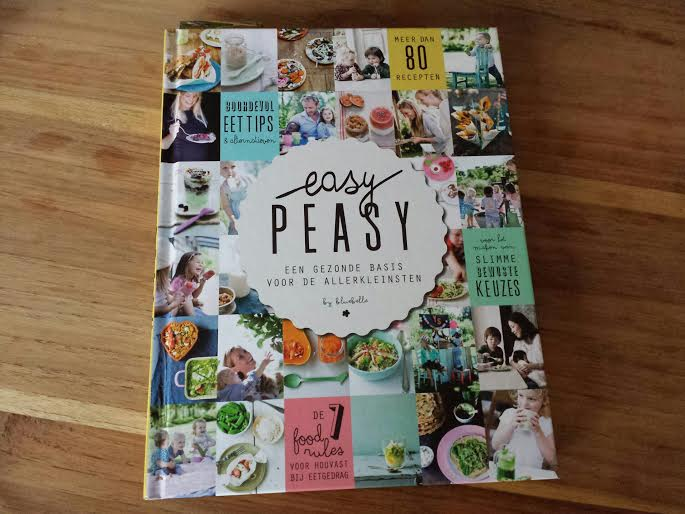 Got a VERY cool new book yesterday about healthy and creative cooking for young kids. Can't wait to try out some of these recipies! Happy!
