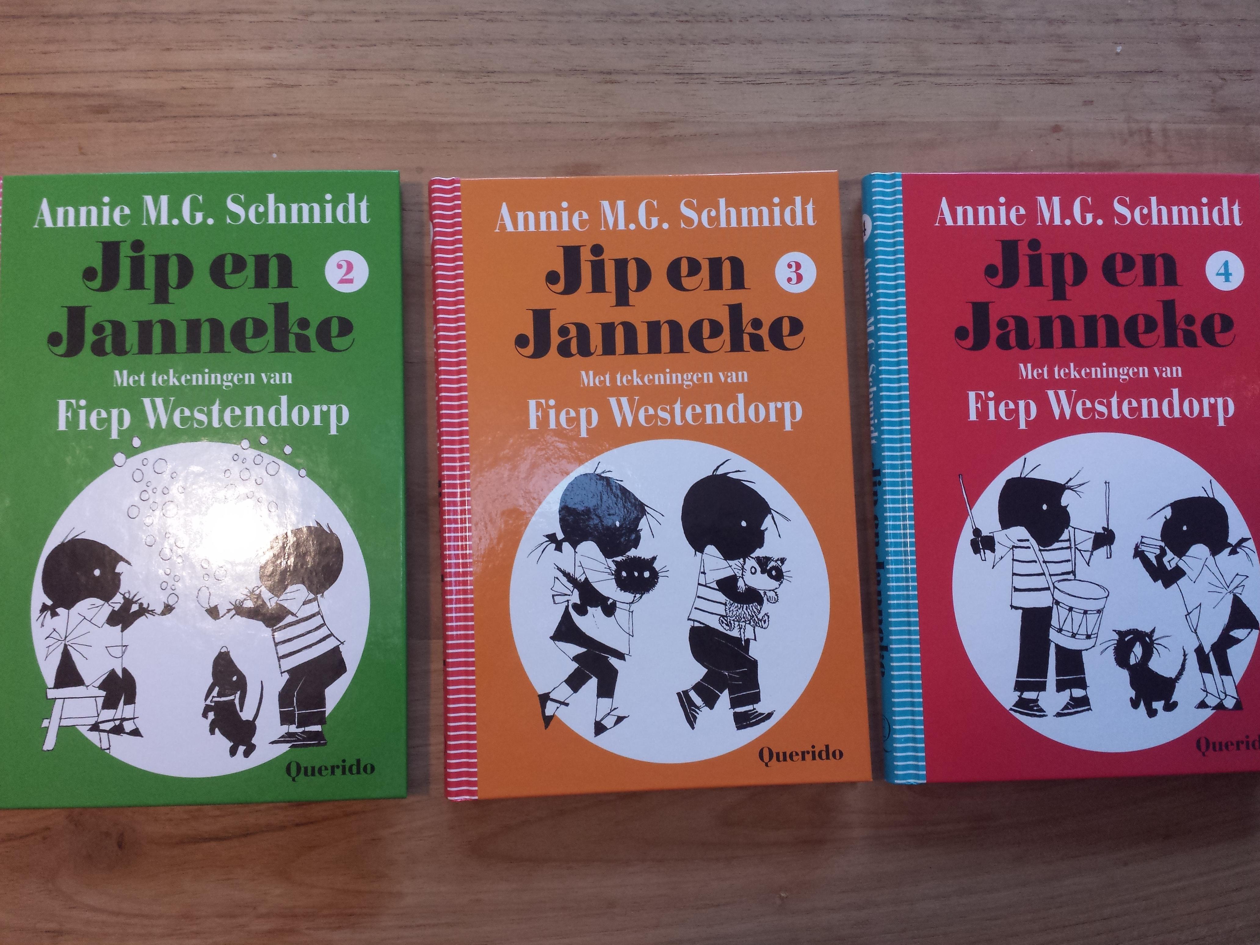 Leuke boekjes van Jip & Janneke