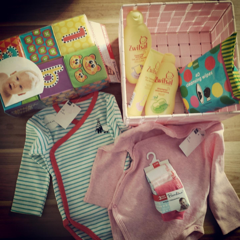 Leuk en nuttig cadeau pakketje!