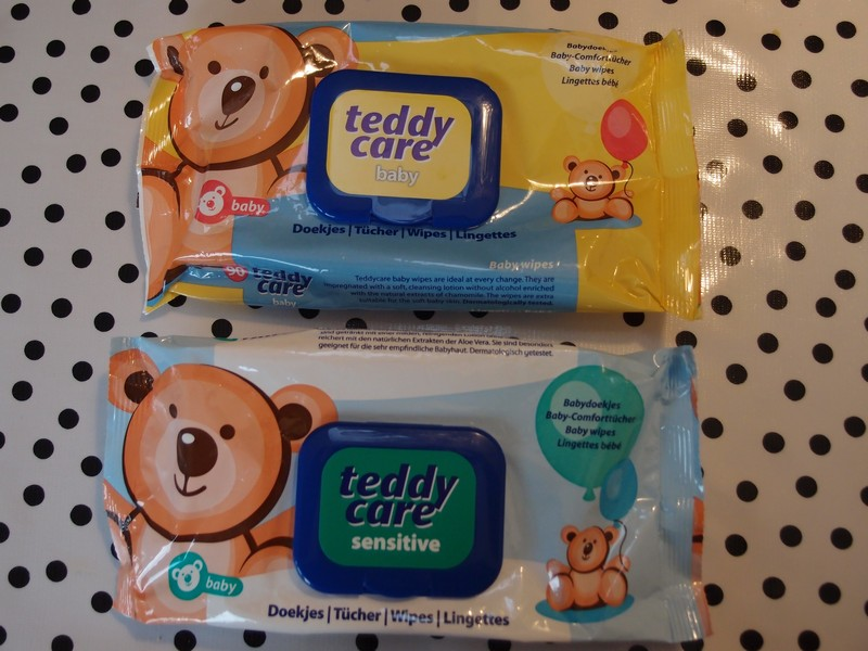 Teddy Care Baby & Teddy Care Sensitive (Action)