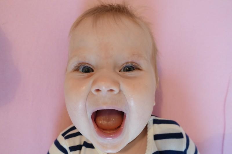 Lola 9 maanden