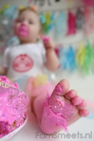 roze teentjes