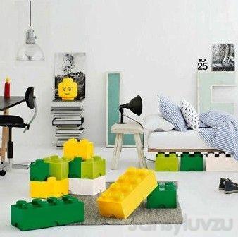 Lego opbergbakken