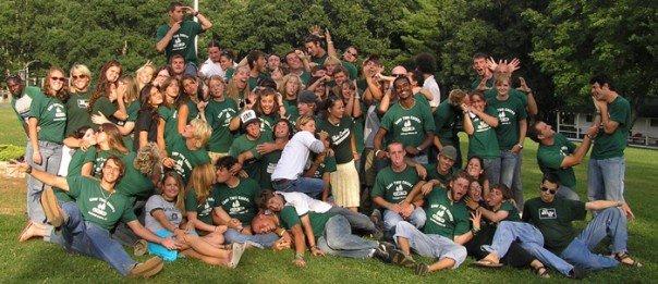 Summercamp Staff 2006 - zoek mij!