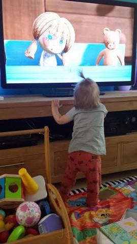 tv kijken is leuk!