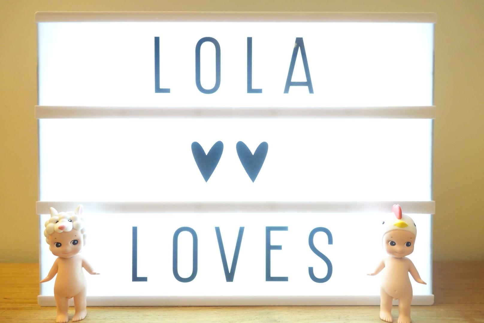 Lola Loves