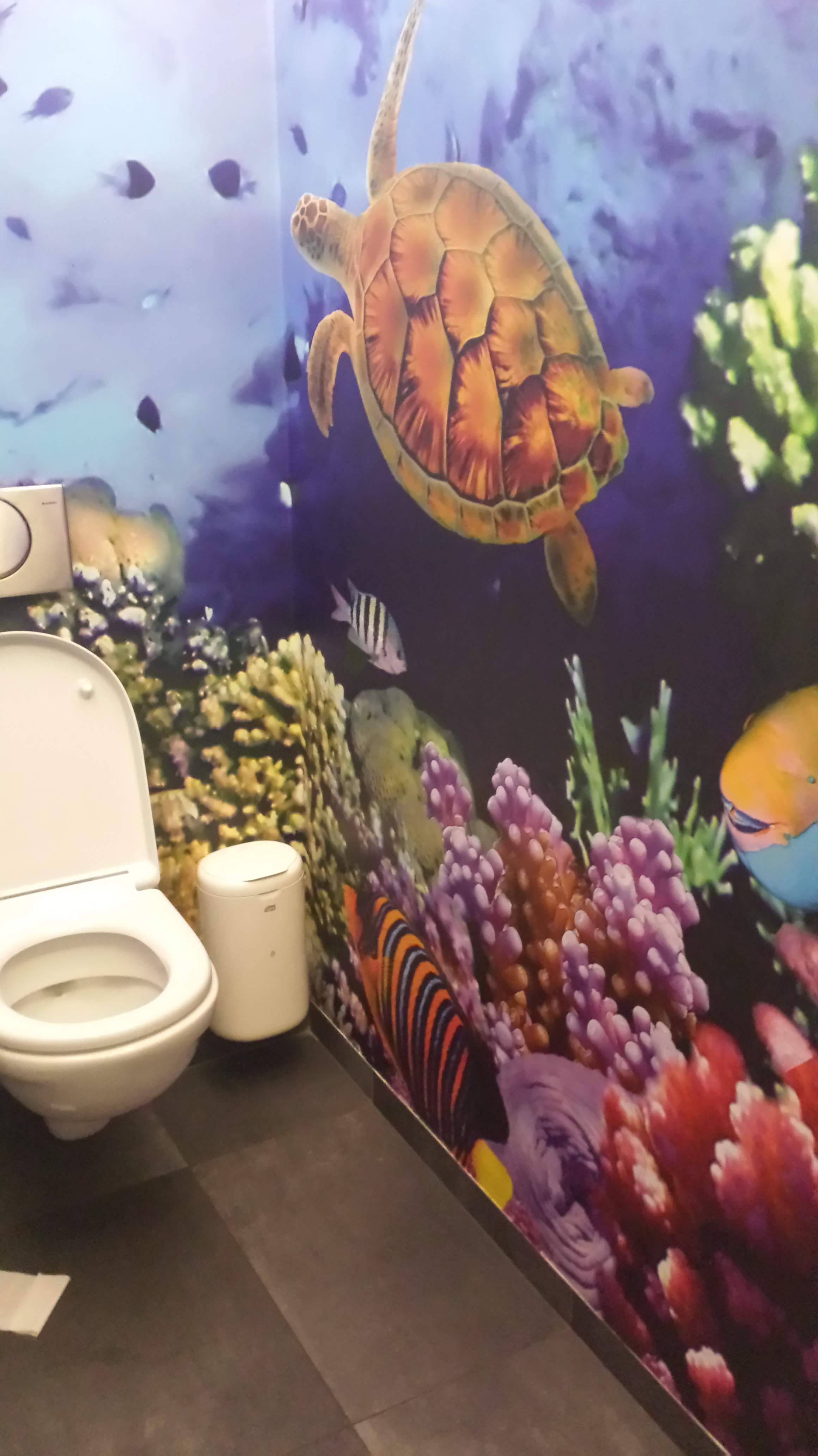 Een ander (erg tof) toilet.