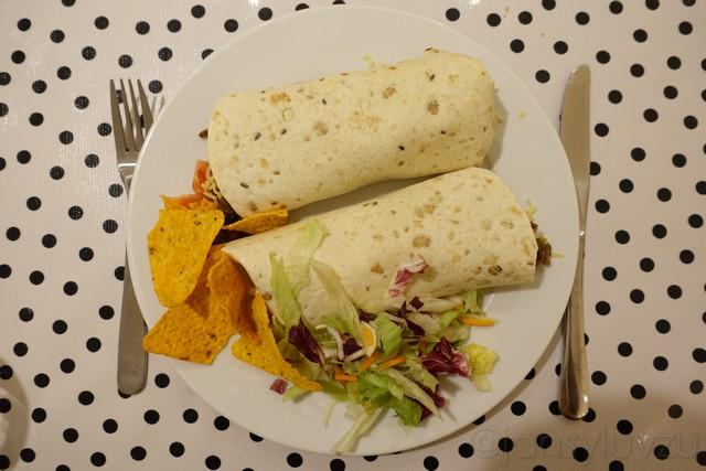 Burrito time!