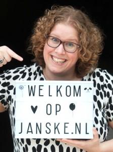 Welkom op Janske.nl!