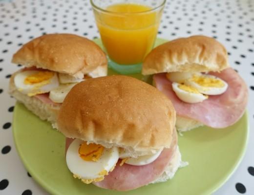 broodje ei & ham