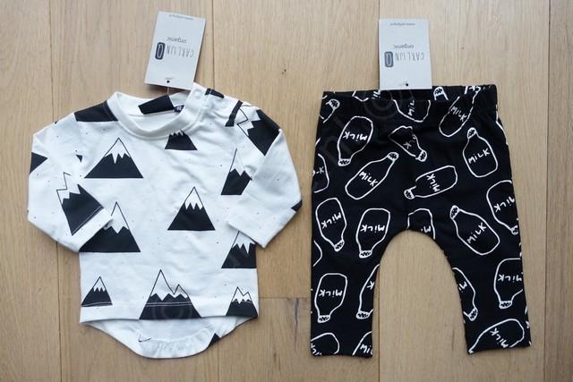 CarlijnQ T-shirt & broekje