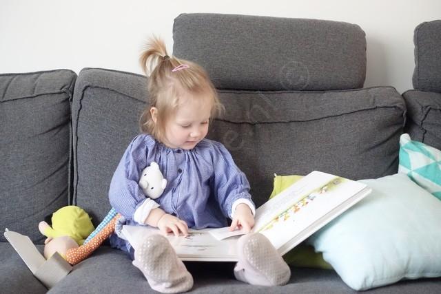 Gonnie en haar vriendjes lezen
