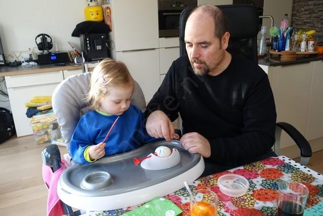 eitjes schilderen voor Pasen