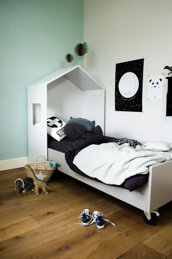 Hoe cool is dit bed!?