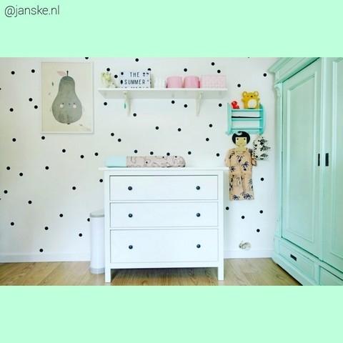 Lola's nieuwe kamer