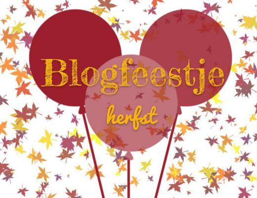 Herfst Blogfeestje