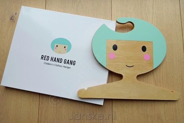 Red Hand Gang hanger via SuzyB