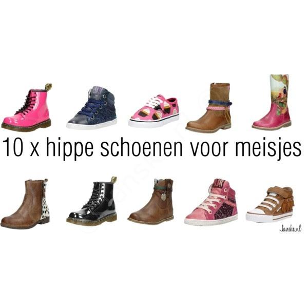 Kinderschoenen Voor Meisjes.10 X Hippe Schoenen Voor Meisjes Janske Nl