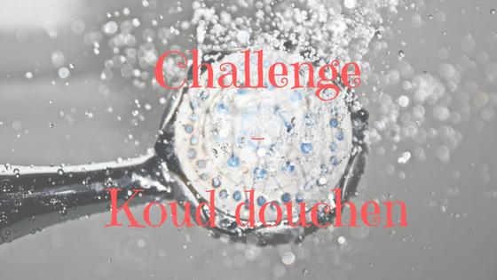 Challenge koud douchen