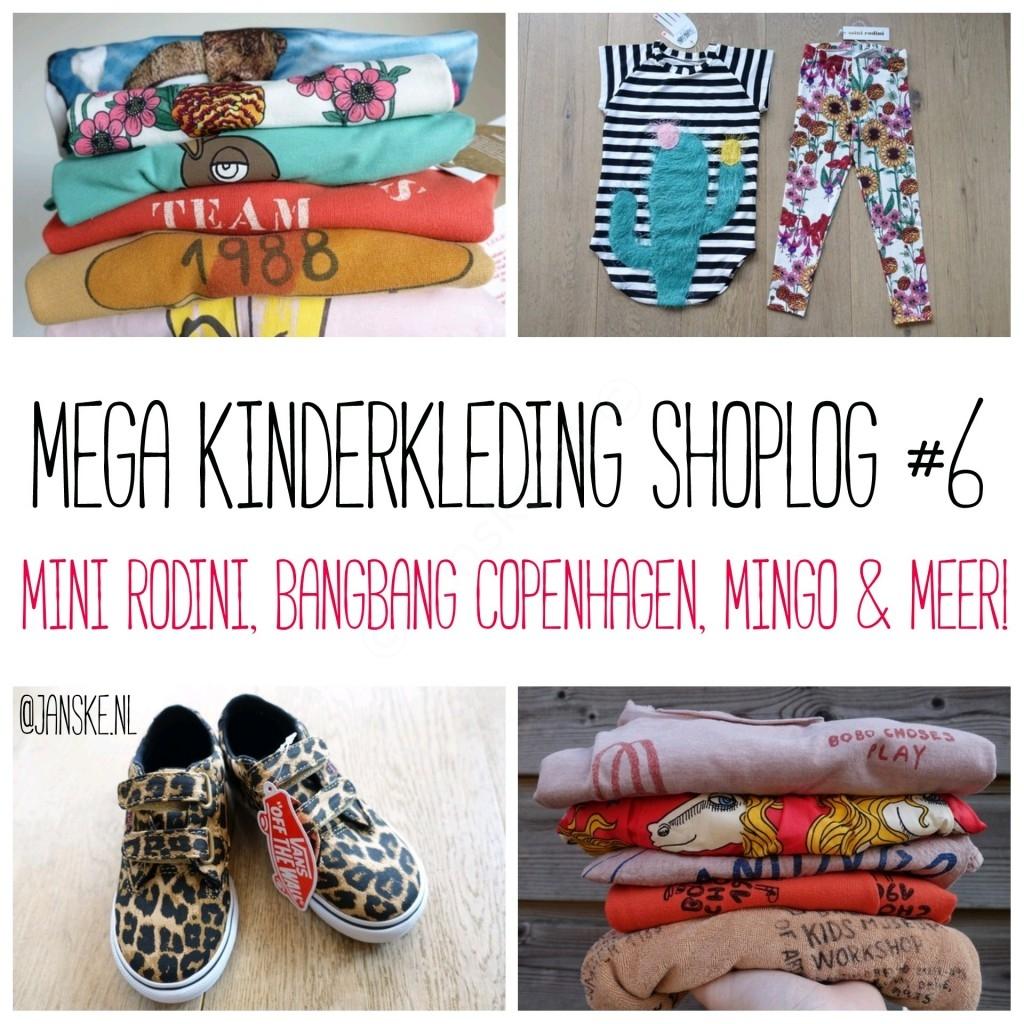 Kinderkleding En Meer.Mega Kinderkleding Shoplog 6 Mini Rodini Bobo Choses Bangbang