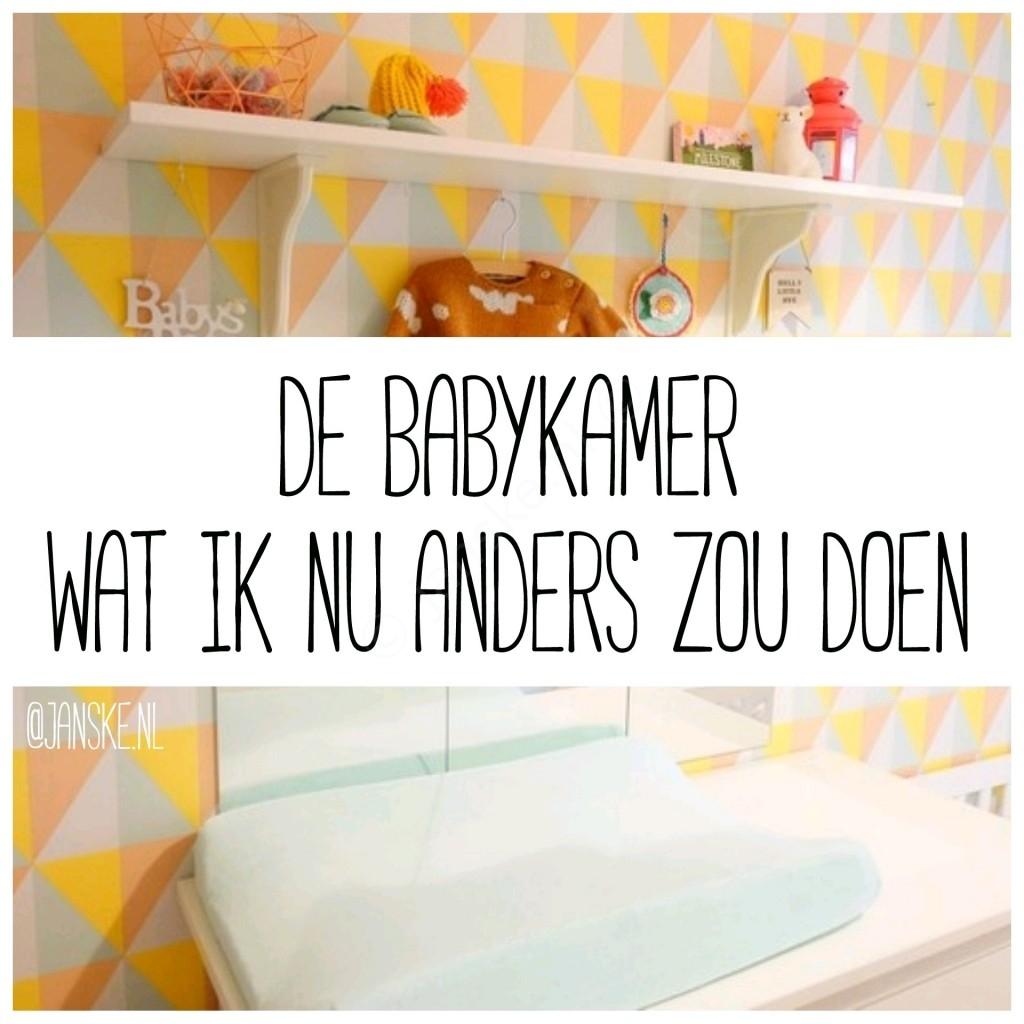 Complete Babykamer Marktplaats.De Babykamer Wat Ik Nu Anders Zou Doen Janske Nl