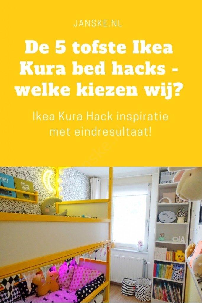 De 5 tofste Ikea Kura bed hacks - welke kiezen wij?