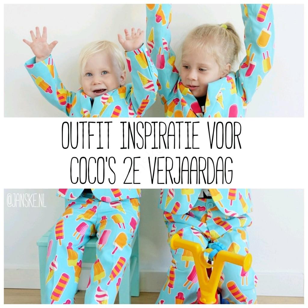 Outfit Inspiratie Voor Coco S 2e Verjaardag Janske Nl