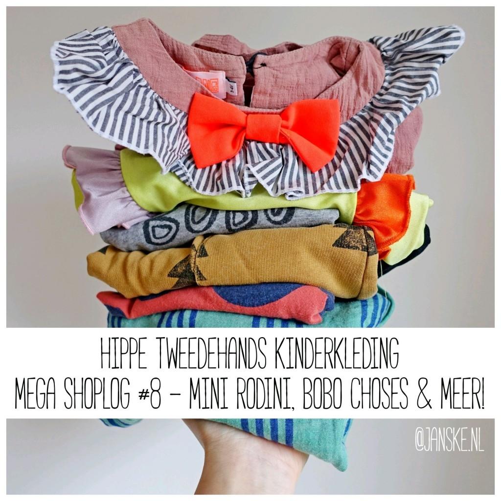 Kinderkleding En Meer.Hippe Tweedehands Kinderkleding Mega Shoplog 8 Mini Rodini