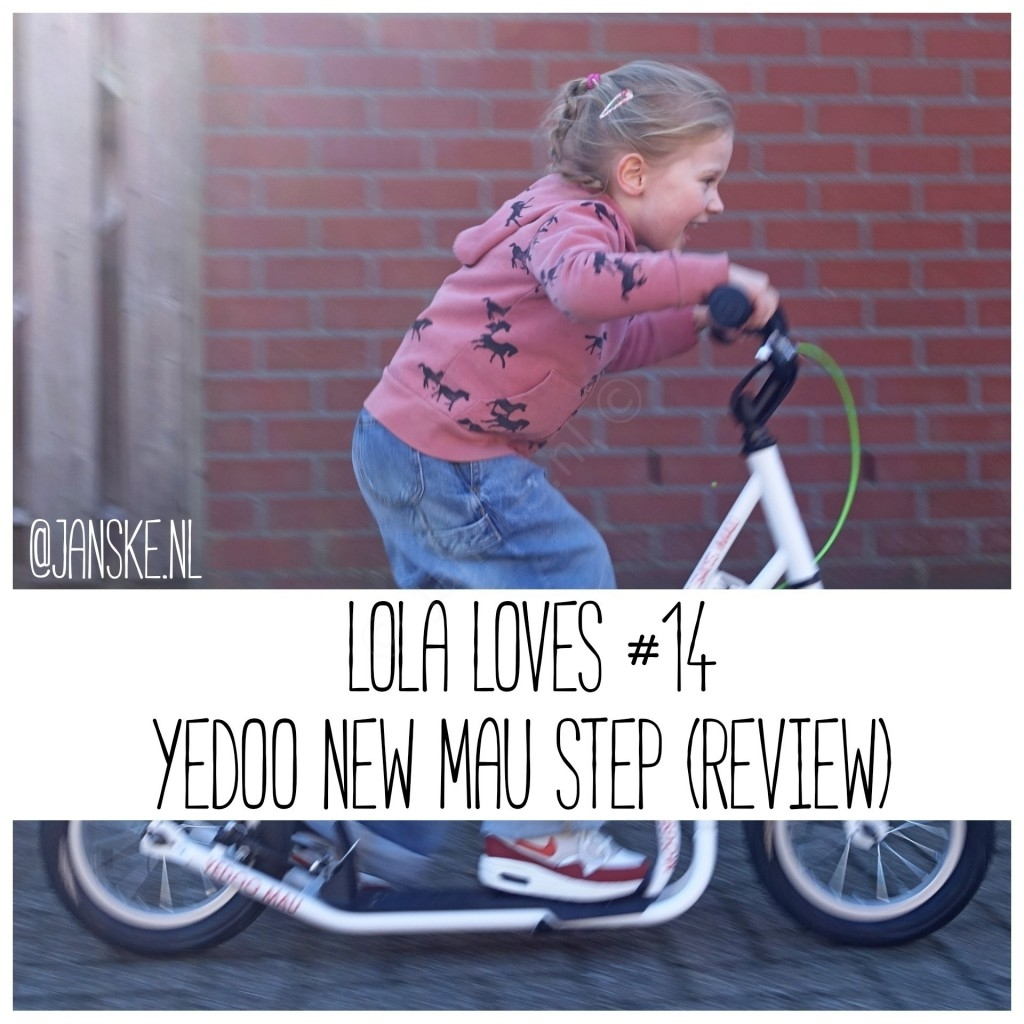 Lola Loves #14 - Yedoo New Mau Step (Review)