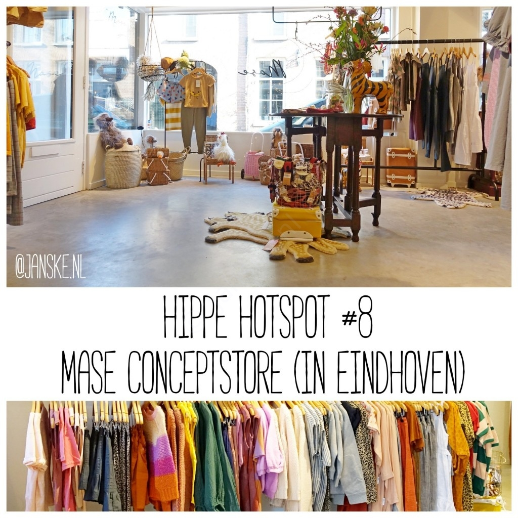 Hippe Hotspot #8 - Mase Conceptstore (in Eindhoven)