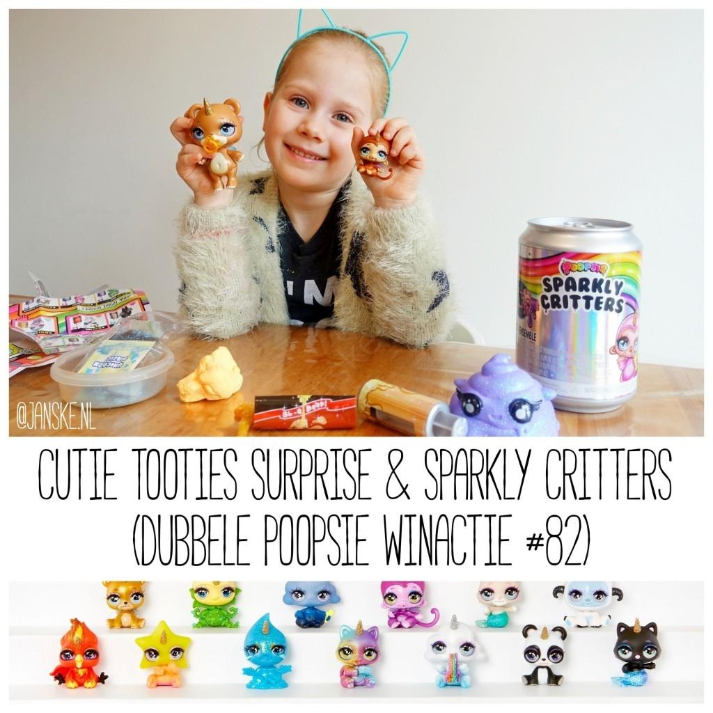 Cutie Tooties Surprise™ & Sparkly Critters™ (Dubbele Poopsie Winactie # 82)