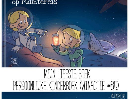 Mijn Liefste Boek - Persoonlijk kinderboek (winactie # 85)