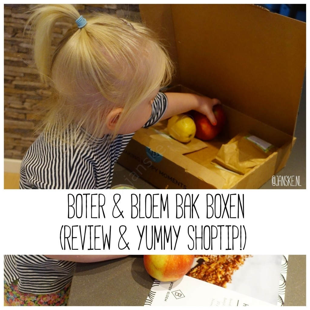 Boter & Bloem Bak Boxen (Review + Yummy Shoptip!)