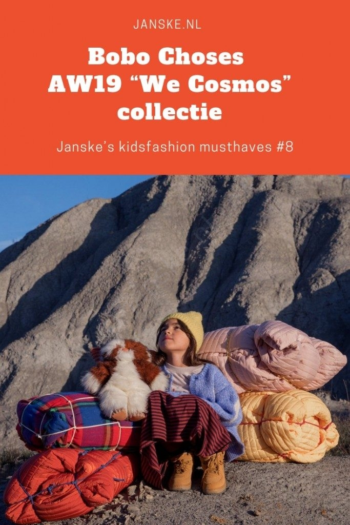 "Janske's kidsfashion musthaves #8 – Bobo Choses AW19 ""We Cosmos"" collectie"