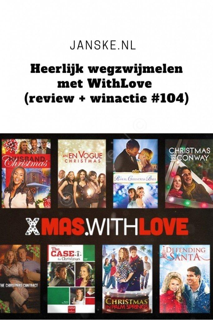 Heerlijk  wegzwijmelen  met WithLove (review + winactie #104)
