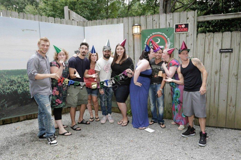 Backstreet Boys in Atlanta 2013