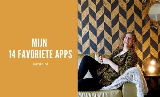 14 favoriete telefoon apps