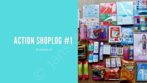 Action Shoplog #1