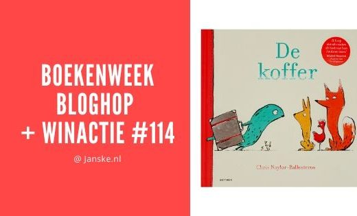 Boekenweek Bloghop + Winactie #114