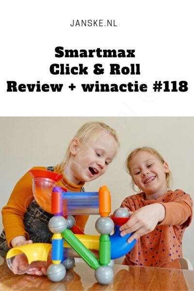 Smartmax Click & Roll Review + winactie #118