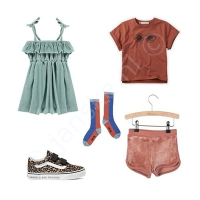 Hippe kinderkleding - inspiratie & sets voor deze zomer