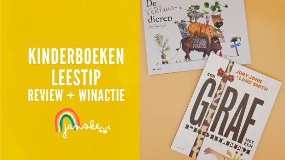 Kinderboeken leestip – Review + winactie #121
