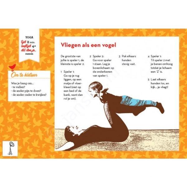 Relaxklets Yogaboek - Review + winactie #119