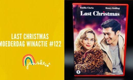 Last Christmas - Moederdag winactie #122