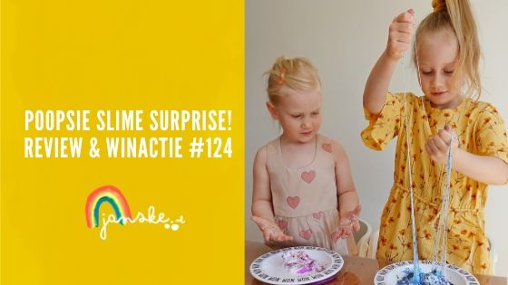 Poopsie Slime Surprise! - review & winactie #124
