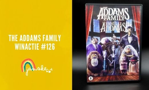 The Addams Family - winactie #126